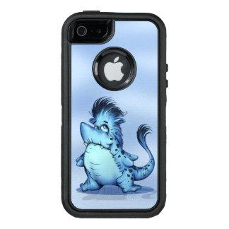 SHARK ALIEN MONSTER CARTOON Apple iPhone SE/5/ DS