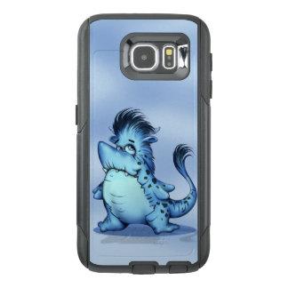SHARK ALIEN MONSTER CARTOON Samsung Galaxy S6  CS