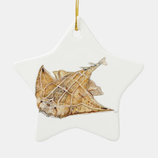 Shark angel, angelote christmas ornament
