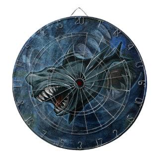 Shark Attack! Dartboard