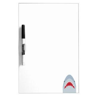 Shark Attack Dry Erase Board