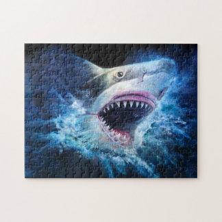 Shark Attack Puzzle