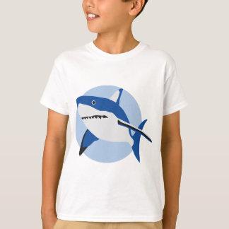 shark attack tshirt