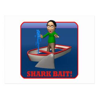 Shark Bait Postcards
