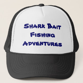 Shark Bait Trucker Hat
