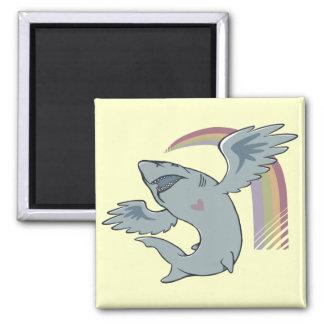 Shark Bird Magnet
