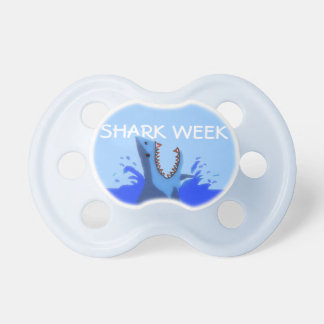 Shark Bite Baby Pacifier