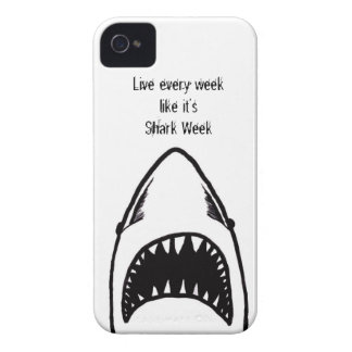 Shark Bites iPhone 4 Cases