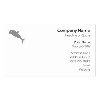 Shark. Business Card Templates