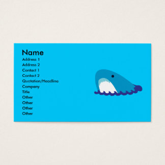 Shark Business Cards