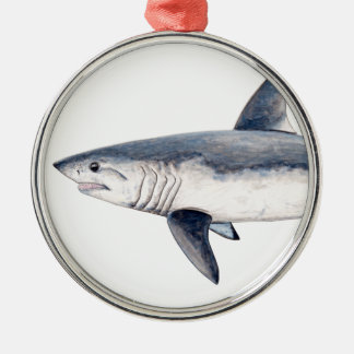 Shark cailon christmas ornament