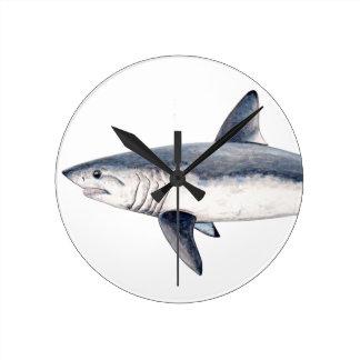 Shark cailon round clock