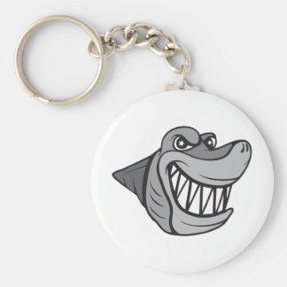 Shark!  Customizable! Key Ring