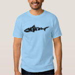 Shark Days of the Week T Shirts