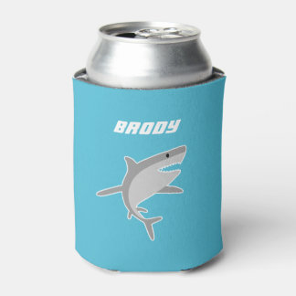Shark Drink Coolie Can Cooler