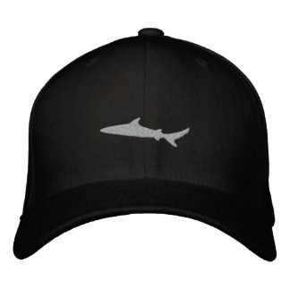 Shark Embroidered Hats
