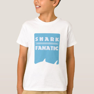 Shark fanatic T-Shirt
