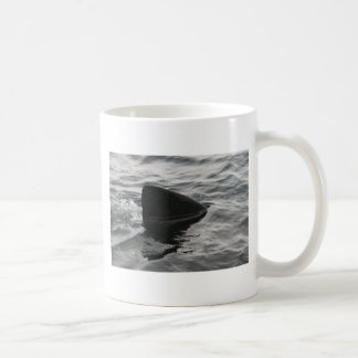 Shark Fin Coffee Mug