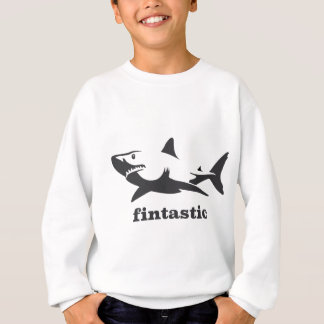 Shark - fintastic sweatshirt