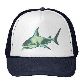shark fish, wild animals cap
