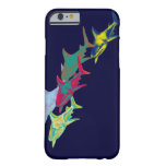 shark fish - wild animals barely there iPhone 6 case