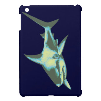 shark fish, wild animals iPad mini case