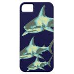 shark fish, wild animals iPhone 5 cases