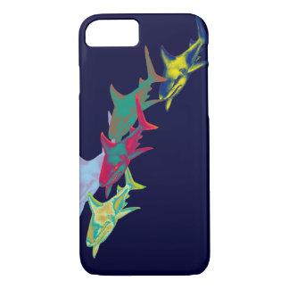 shark fish - wild animals iPhone 8/7 case