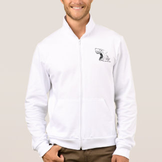 Shark Fleece Zip Jogger Jacket/Sweatshirt Jacket