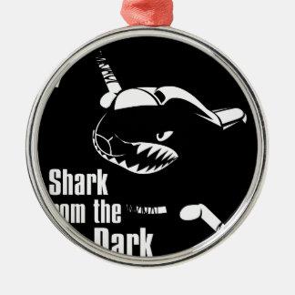 shark from the dark christmas ornament