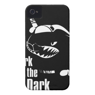 shark from the dark iPhone 4 Case-Mate cases