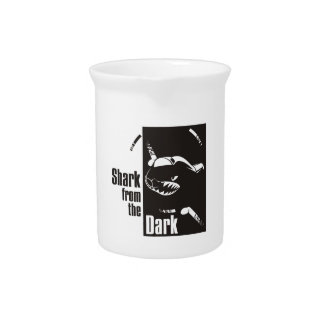 shark from the dark pitcher