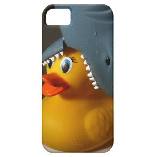 Shark Hat Rubber Duck iPhone 5 Case