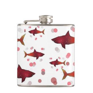 Shark Hip Flask