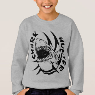 SHARK HUNTER SWEATSHIRT