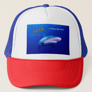 Shark image for Trucker-Hat Trucker Hat