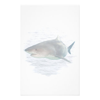 Shark in water stationery