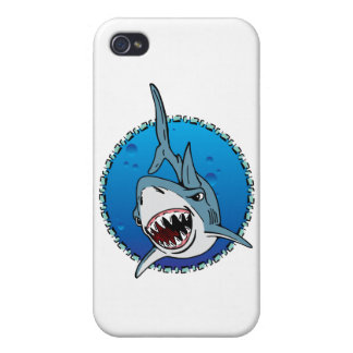SHARK! iPhone 4/4S COVER