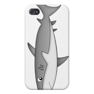 Shark Iphone 4 Case