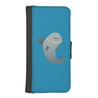 Shark iPhone SE/5/5s Wallet Case