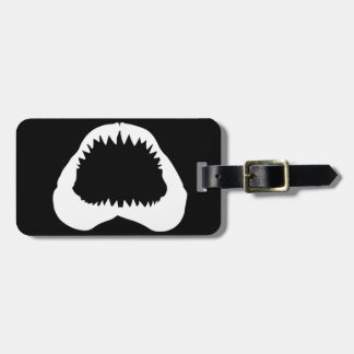 Shark Jaw Luggage Tag