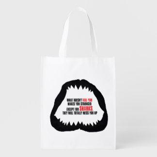 Shark Jaw reusable bag