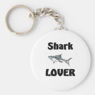 Shark Lover Key Ring