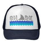 Shark Ocean Cap