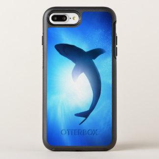 Shark OtterBox Symmetry iPhone 8 Plus/7 Plus Case