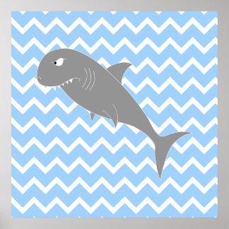 Shark. Poster