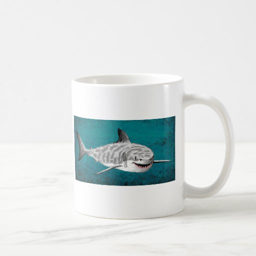 Shark Power Coffee Mug