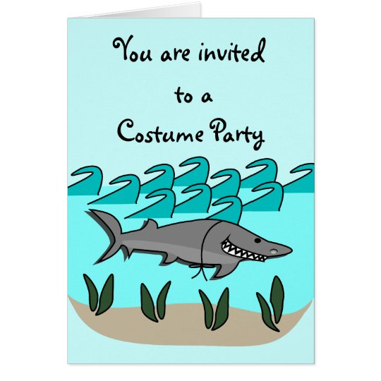 Shark Pranks Card