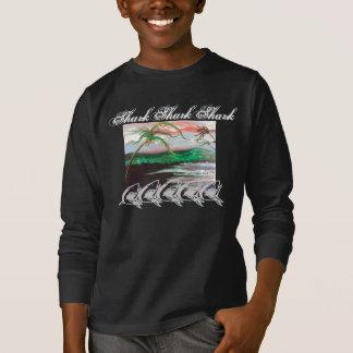 Shark Shark Shark T-Shirt