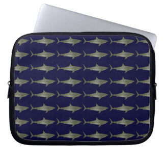 Shark - sharks laptop sleeve